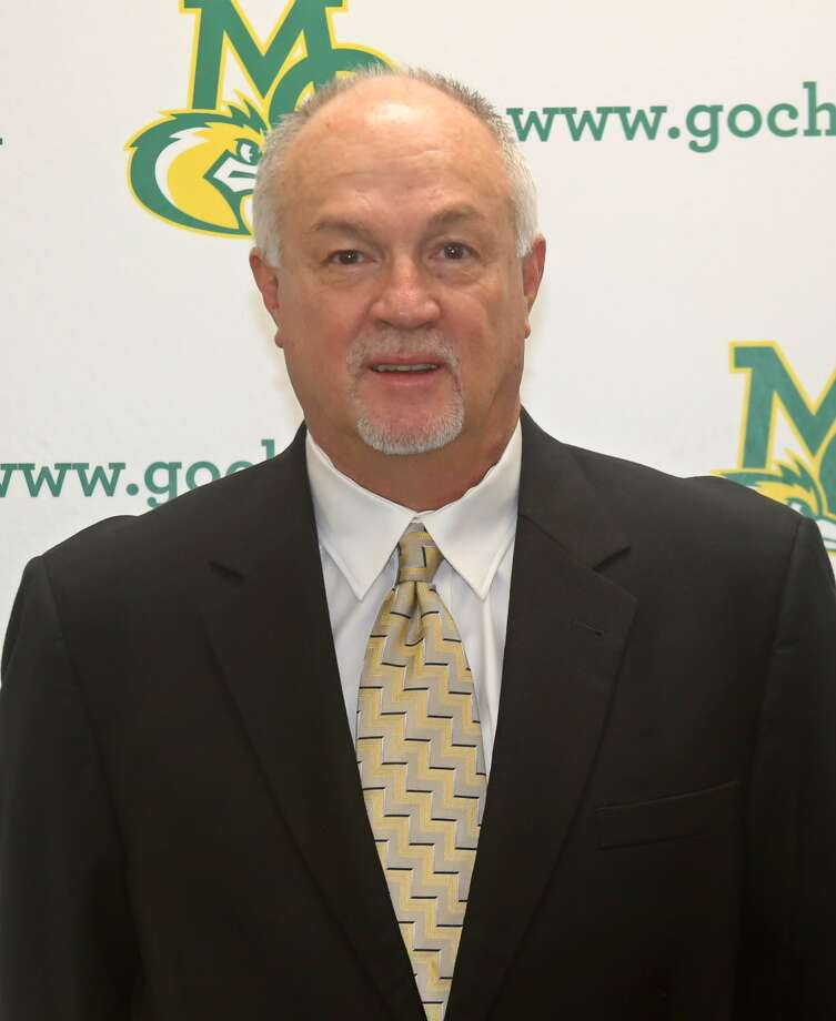 Midland College's Pat Rafferty Photo: Midland College