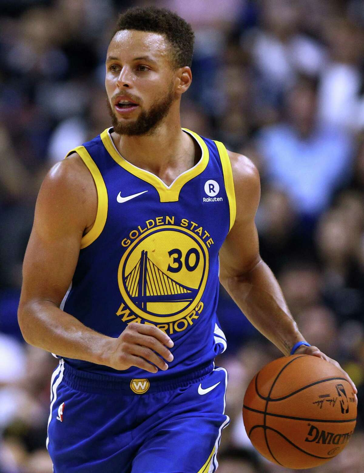 Stephen Curry has Golden State poised for an NBA title repeat.