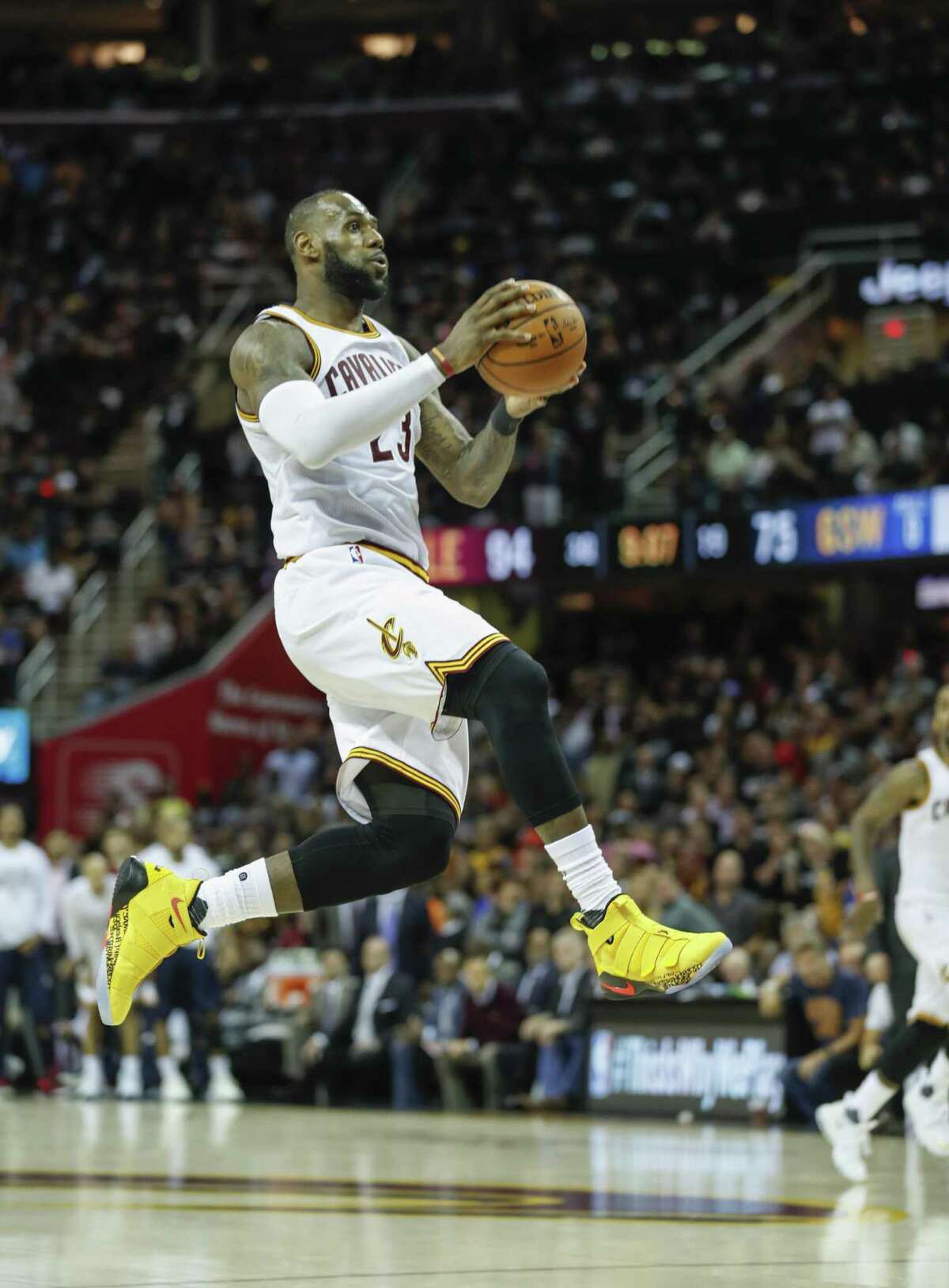 LeBron James knows how to get his team to the NBA Finals