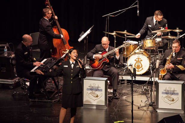 The U.S. Navy Band Commodores jazz ensemble will be performing on in Beaumont on Sunday, Oct. 29, 2017 at the Julie Rogers Theater. Photo: U.S. Navy Band