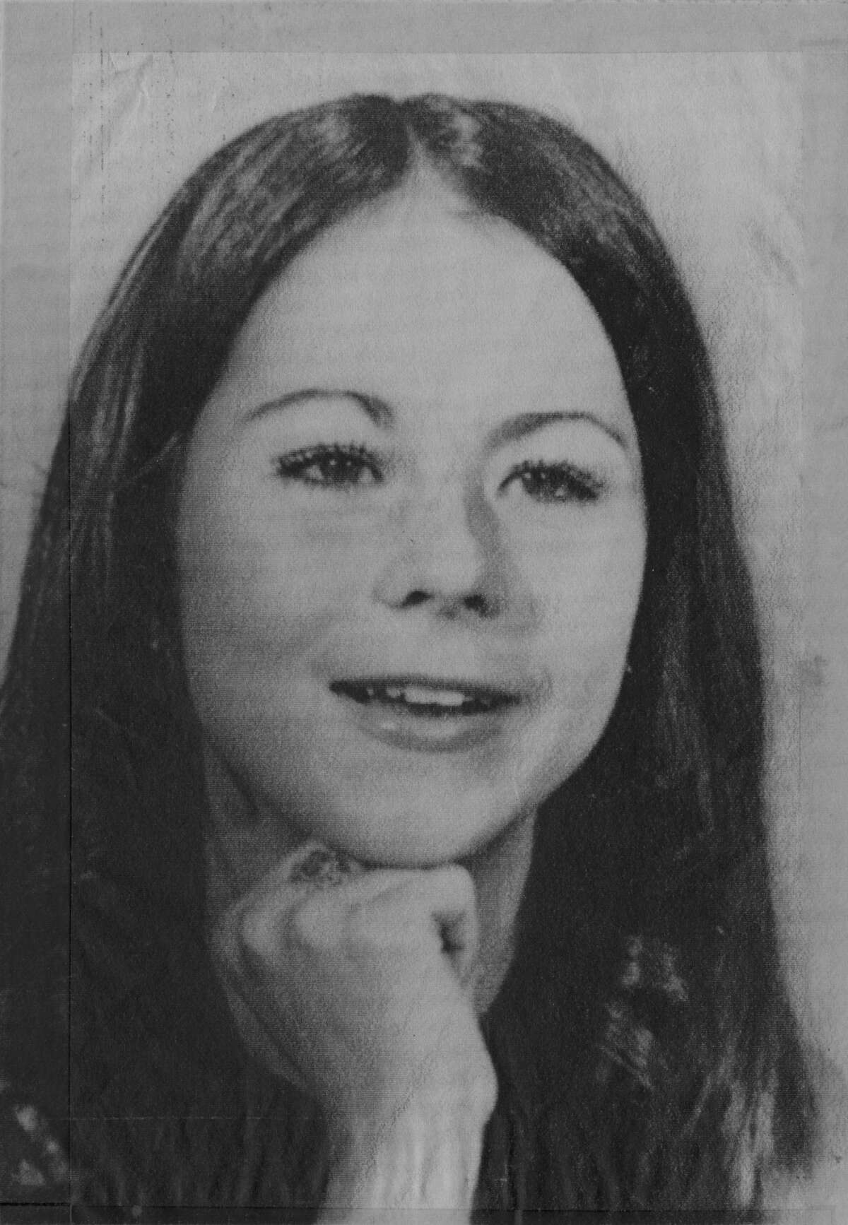 Maria Johnson, 15 The Galveston surfer girl and experienced water skier disappeared, along with Debbie Ackerman, after hitchhiking on Nov. 15, 1971. Their bodies were found in Turner Bayou three days later.