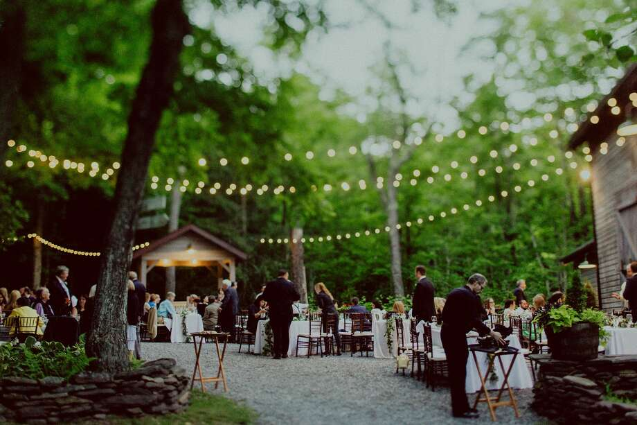 Click through the slideshow for memorable wedding venues in our area. East Roxbury Barn & Estate in Roxbury, Delaware County. The estate's 42-acre property includes a pine grove nicknamed the Natural Cathedral. Go to the website. (Forged in the North) Photo: Forged In The North