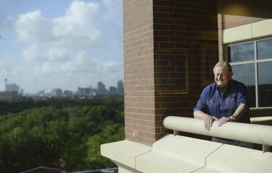 McCombs: Not slowing down at 90 - San Antonio Express-News on family home symbol, family home drawing, family home blueprints, family home plans, family home interior, family home builder, family home real estate, family home neighborhood, family home solar, family home construction, family home structure, family home graphic, family home stock, family home furniture, family home buyer, family home purchase,