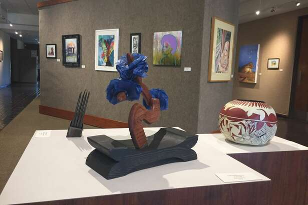 The 2017 Midland Arts Association Fall Show features area artists' works in variety of media. The show is on display through Nov. 20 at Midland College's Allison Fine Arts Building.