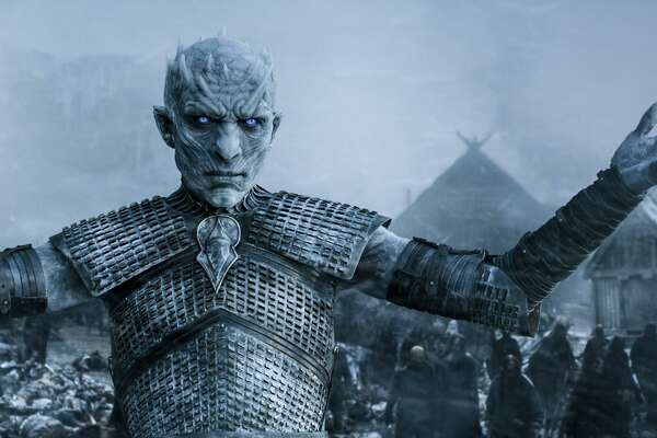 """FILE - This file image released by HBO shows a scene from """"Game of Thrones."""" Even in a world with magic, dragons and deadly supernatural White Walkers, HBO's popular show has plenty of economic lessons to teach. (HBO via AP, File)"""