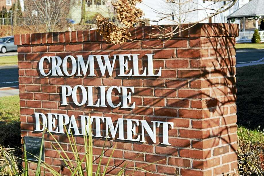 Cromwell Police Department Photo: Hearst Connecticut Media File Photo