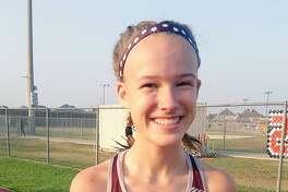 Cinco Ranch freshman Heidi Nielson won the District 19-6A cross country title.