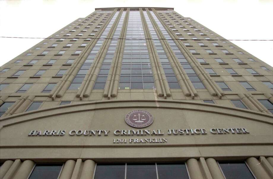 Harris County Criminal Justice Center (Chronicle File Photo) Photo: Carlos Antonio Rios, HC Staff / Houston Chronicle
