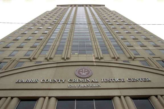 Harris County Criminal Justice Center (Chronicle File Photo)