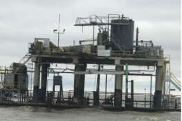 A Katy man was missing after an explosion on an oil platform near Kenner, La.