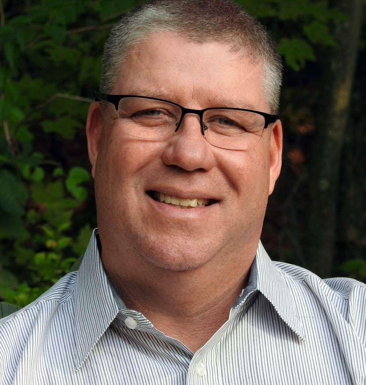 Haddam first selectman candidate, Democrat Sean Moriarty