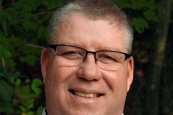 Haddam first selectman candidate, Democrat Sean Moriarty