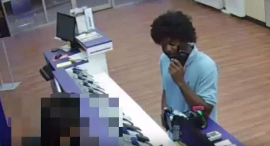 Police are asking for your help in identifying the suspect responsible for an aggravated robbery of a Metro PCS store in Houston.>>Here are armed robberies caught on surveillance video around the Houston area...