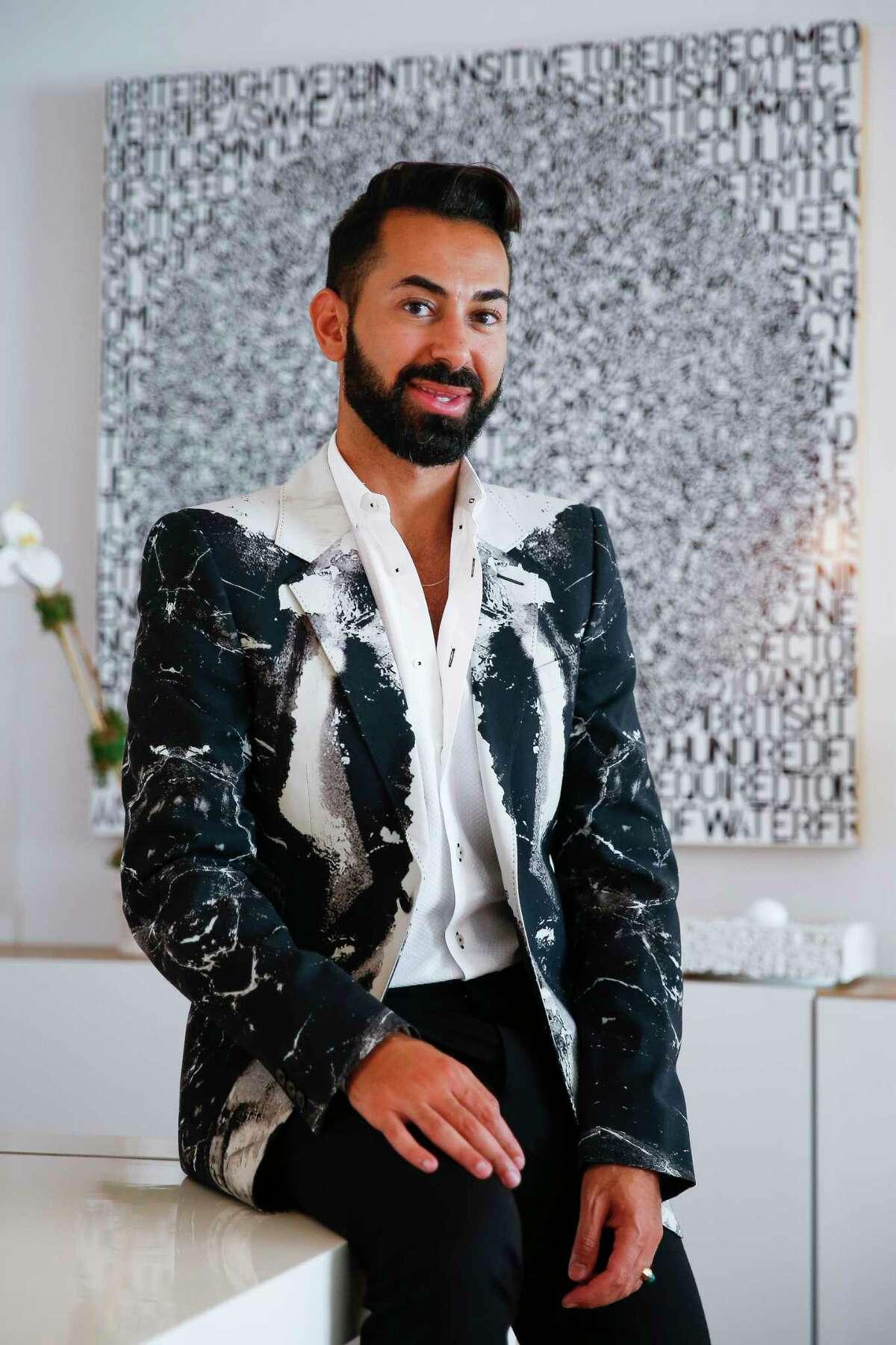 Tootsies fashion director Fady Armanious