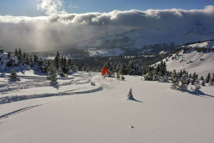 Eleven Experience guests in Colorado have the option to ski on-piste at Crested Butte Mountain, which        boasts serious double diamond terrain, or Eleven Experience owner Chad Pike's private Irwin Mountain.