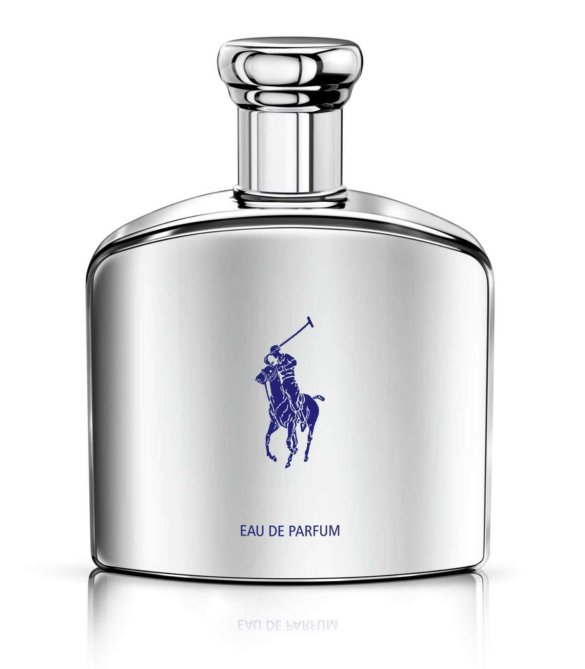 Blue period: Bergamot, cardamom, vetiver and amber woods form a perfect chorus in Ralph Lauren Polo Blue Collector's edition, a new silver trophy fragrance from the master designer; $95 at Macy's.