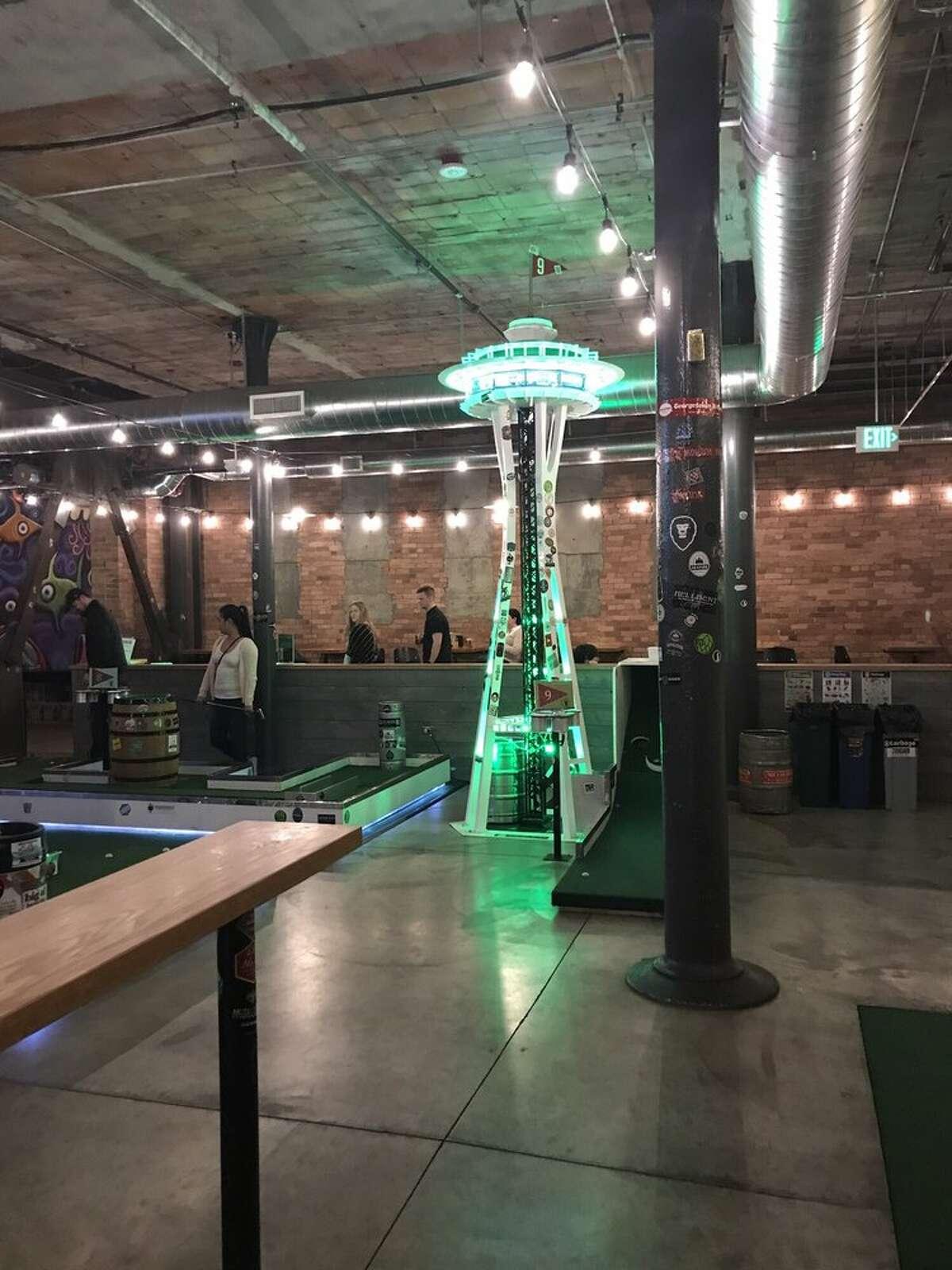 20. Flatstick Pub, Pioneer Square Kayla B.: