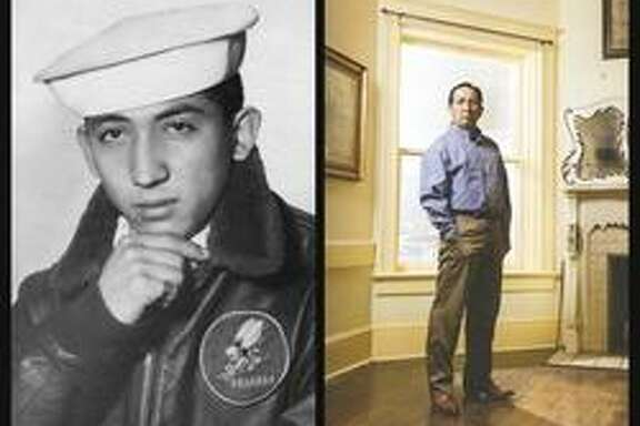 "After a few years of research, Lorenzo ""Larry"" Gonzalez, who had served three tours in Vietnam with the Navy, and the other veterans were able to establish a connection between Agent Orange exposure and developing Parkinson's disease."