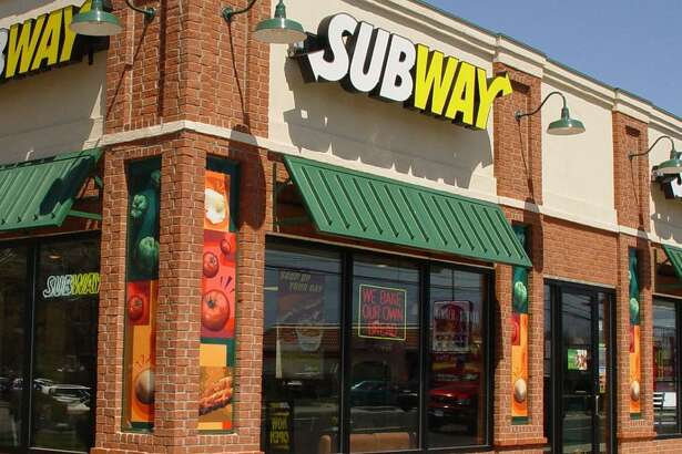 On Nov. 3, 2017, Subway will generate a donation to the nonprofit Feeding America for every sale of a sandwich and drink in its restaurants globally, throwing in a free sandwich for participating customers. (Photo via PRNewswire)