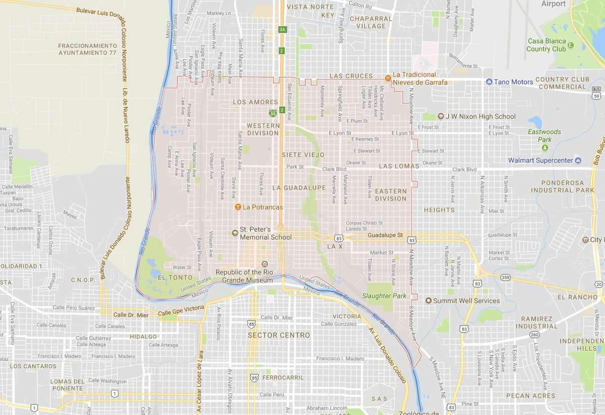 ZIP code 78040 - LaredoPopulation: 42,040 Median income compared to U.S.: 41.5 percentPoverty rate: 49.9 percentHousing vacancy rate: 12.1 percentNo high school diploma: 48.2 percent