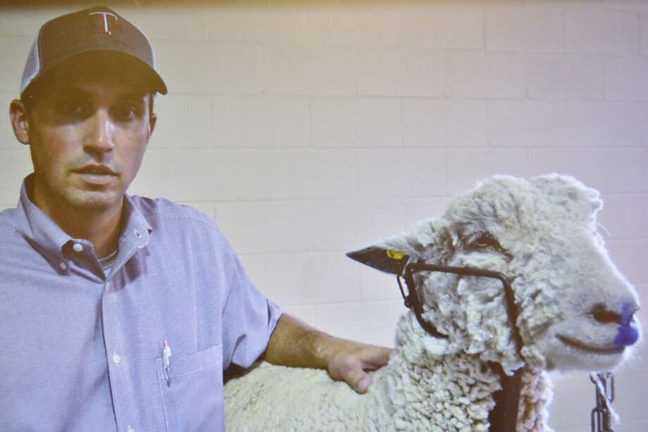 Josh Blanek, Texas A&M AgriLife Extension Service agent in Tom Green County, narrates five Texas 4-H and FFA Sheep and Goat Validation Program videos.