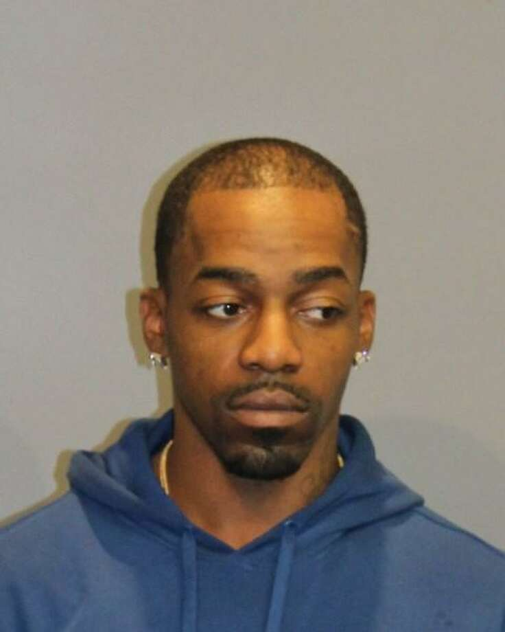 Cornelius Coney, 29, of Waterbury, was arrested on Monday, Oct. 16, 2017 after a State Police pursuit on I-84. Troopers say Coney was driving a car stolen out of Ridgefield. He was charged with operating a motor vehicle with a suspended license, operating a motor vehicle without minimum insurance, misuse of plates, engaging police in pursuit, reckless driving, operating an unregistered motor vehicle, two counts of reckless endangermet, second-degree larceny, possession of a narcotic and possession of marijuana under a half-ounce. He was held on a $50,000 bond. Photo: State Police Photo