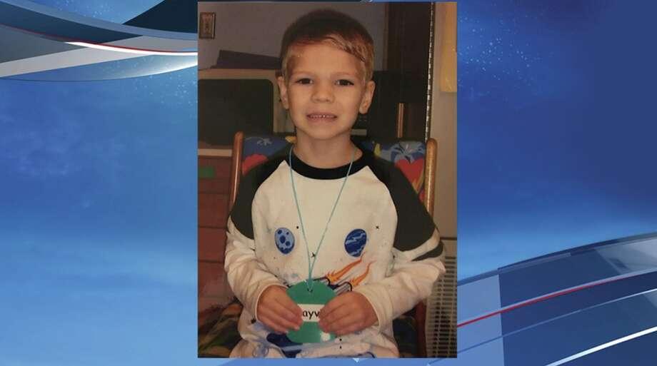 David Pakko, 6 years old (Photo courtesy: Snohomish Co. Sheriff's Office) Photo: Snohomish Co. Sheriff's Office
