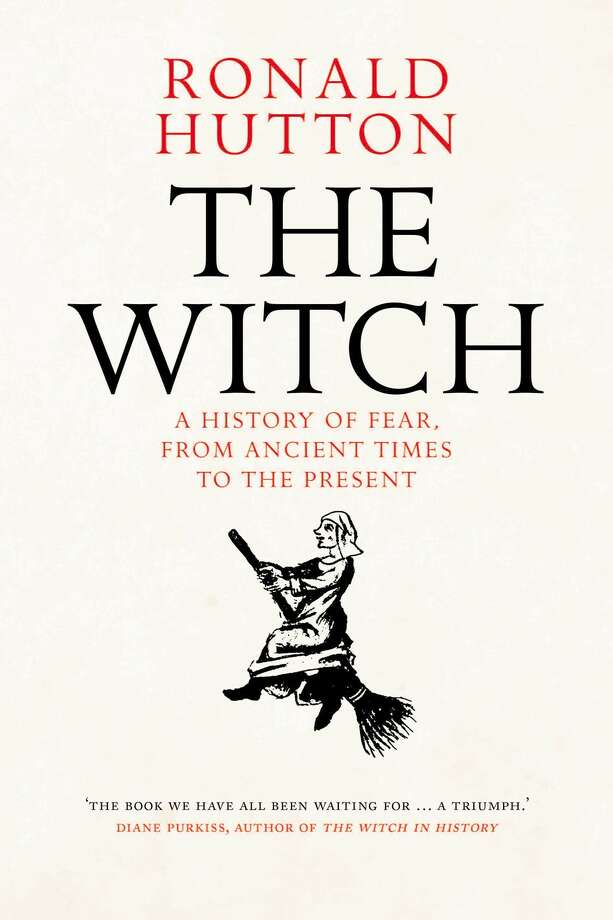 The Witch: A History of Fear, from Ancient Times to the Present Photo: Yale University Press, Handout