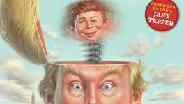 "No joke, President Donald Trump has provided a serious boost to the comedy economy, what with so many comedians poking fun at the POTUS across all sorts of media. For instance, ""MAD About Trump: A Brilliant Look at Our Brainless President"" collects more than 100 pages of MAD magazine's Trump gags."