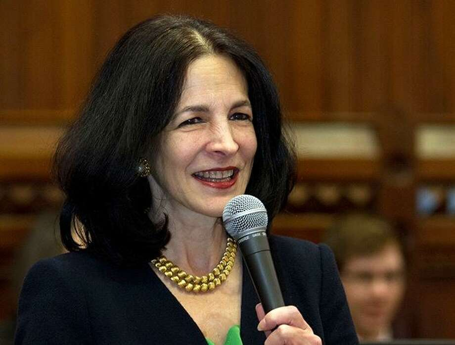 State Rep. Gail Lavielle, R-Wilton, has been named an Environmental Champion by the Connecticut League of Conservation Voters for the sixth consecutive year. Photo: Contributed Photo