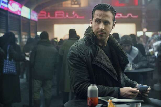 "Ryan Gosling in a scene from ""Blade Runner 2049,"" which is long and slow, but never boring."