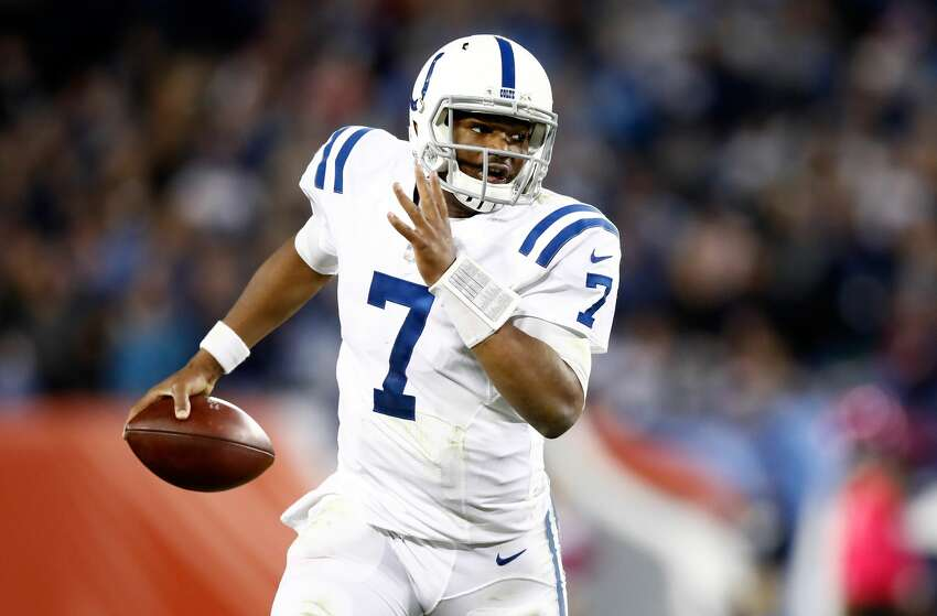 30. Indianapolis Colts (2-4)Previous: 28 Jacoby Brissett has helped make Indy watchable without Andrew Luck. It hasn't resulted in many wins, but he looks like one of the better backup quarterbacks in the league.