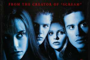 Poster for the movie 'I Know What You Did Last Summer,' 1997.