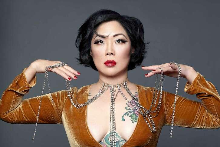Margaret Cho is still standing. MUST CREDIT: Albert Sanchez