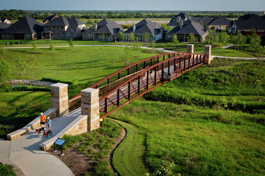 Cross Creek Ranch recently debuted Wren Landing, one of four new neighborhoods planned through the end of 2017 in the Fulshear community. Photo: Cross Creek Ranch