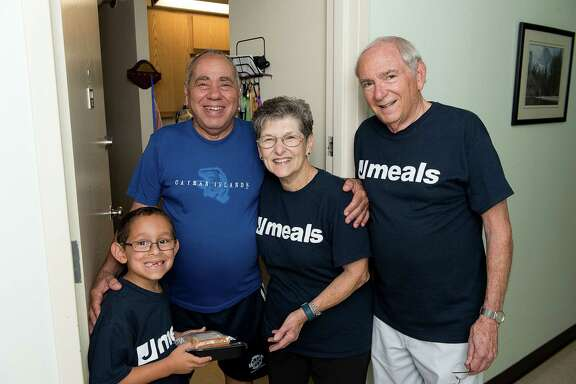 The Jewish Community Center's Meals on Wheels Program serviced 430 senior citizens last month. The program provides one hot meal per day for those in need.