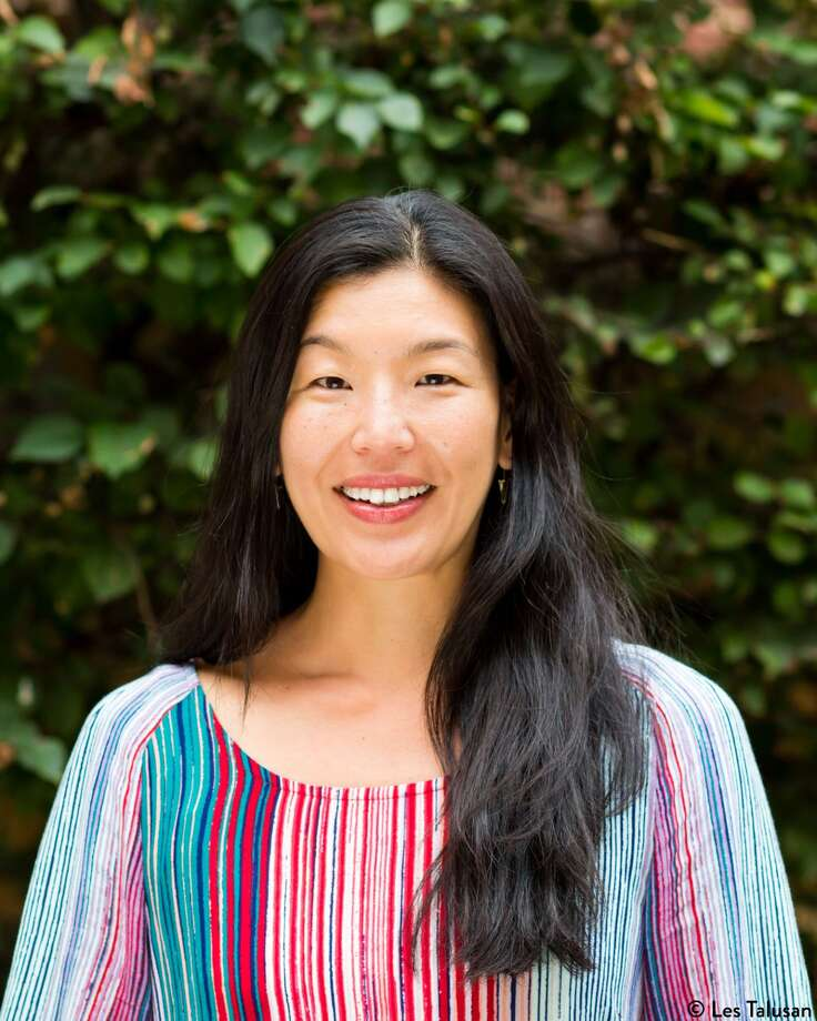 "Award-winning activist and organizer Ai-jen Poo will present a lecture entitled ""Immigration and the Future of American Families"" at the ""Frances Tarlton 'Sissy' Farenthold Endowed Lecture in Peace, Social Justice, and Human Rights."" The event is scheduled for 5:30 p.m. to 7 p.m. on Thursday, Oct. 19 at Eidman Courtroom, Texas Law, 727 E. Dean Keeton St in Austin, 78705. Photo: Courtesy Photo / © Les Talusan Photography"