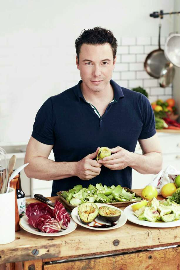 Celebrity chef and author Rocco DiSpirito will be part of Healthy Bites to Save Lives from 10 a.m. to 4 p.m. Saturday, Oct. 21, at Levy Park. Photo: Photo Courtesy Of KONNECT Agency.