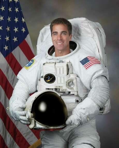 Chris Cassidy Photo: NASA