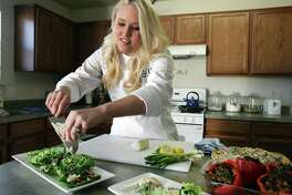 Sarah Penrod was once a personal chef for Spurs player Tony Parker and his former wife Eva Longoria.