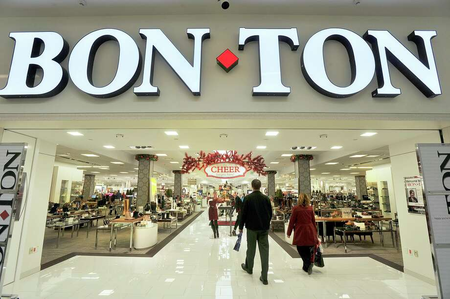 Bon Ton Stores Rank 5 Photo: Portland Press Herald/Getty Images