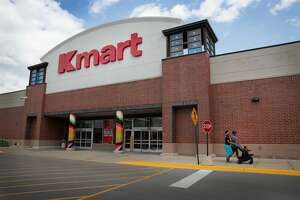 ELMHURST, IL - AUGUST 24:  Customers shop at a Kmart store on August 24, 2017 in Elmhurst, Illinois. Sears Holdings Corporation, the owner of Kmart, said today it was planning on closing another 28 Kmart store including this Elmhurst location.  (Photo by Scott Olson/Getty Images)