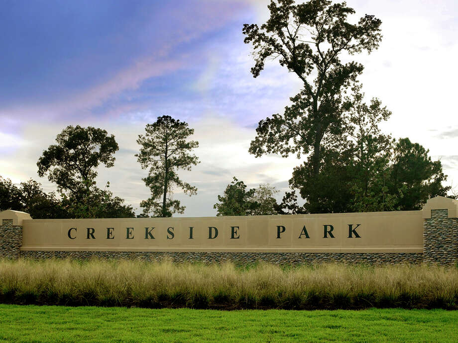 Creekside Park residents are upset with Harris-Montgomery Counties Municipal Utility District 386 over drainage issues. Photo: Submitted