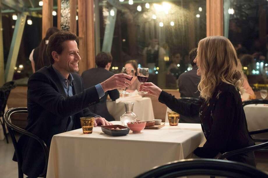 "Ioan Gruffudd (left) and Joanne Froggatt star in ""Liar,"" which wraps up its first season on Sundance. Photo: Joss Barratt, Two Brothers Pictures-ITV-SundanceTV"
