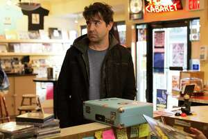 """Ron Livingston plays surly recovering alchoholic Sam Loudermilk in """"Loudermilk"""" on the AT&T Audience Network — a perfect fit in this era of the grump."""