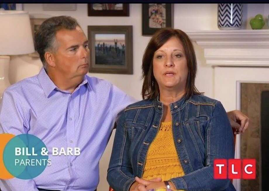 Bill and Barb Putman, of Sand Point, speak during a clip from Monday evening's season finale of 'Meet the Putmans' on TLC.