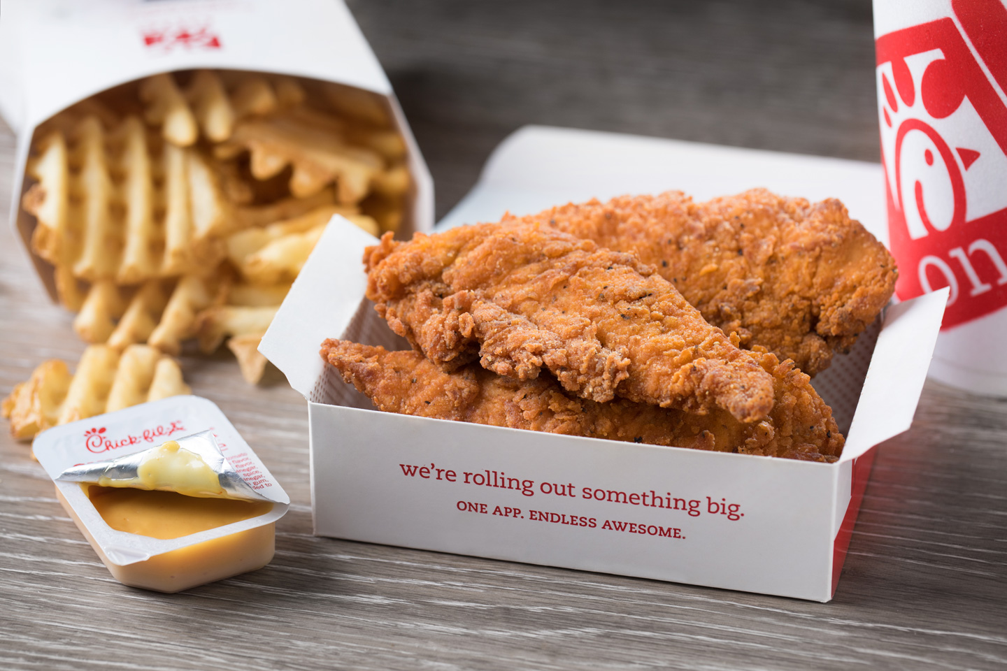 chick fil a free meal  »  7 Image »  Amazing..!