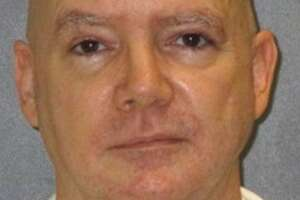 """This photo provided by the Texas Department of Criminal Justice shows Anthony Shore. The convicted sex offender who became known as Houston's """"Tourniquet Killer"""" because of the way he strangled his multiple victims is set for execution Wednesday, Oct. 18, 2017. Shore faces lethal injection for the 1992 slaying of a 21-year-old woman who is one of four females, including a 9-year-old, Shore has confessed to killing. (Texas Department of Criminal Justice via AP)"""
