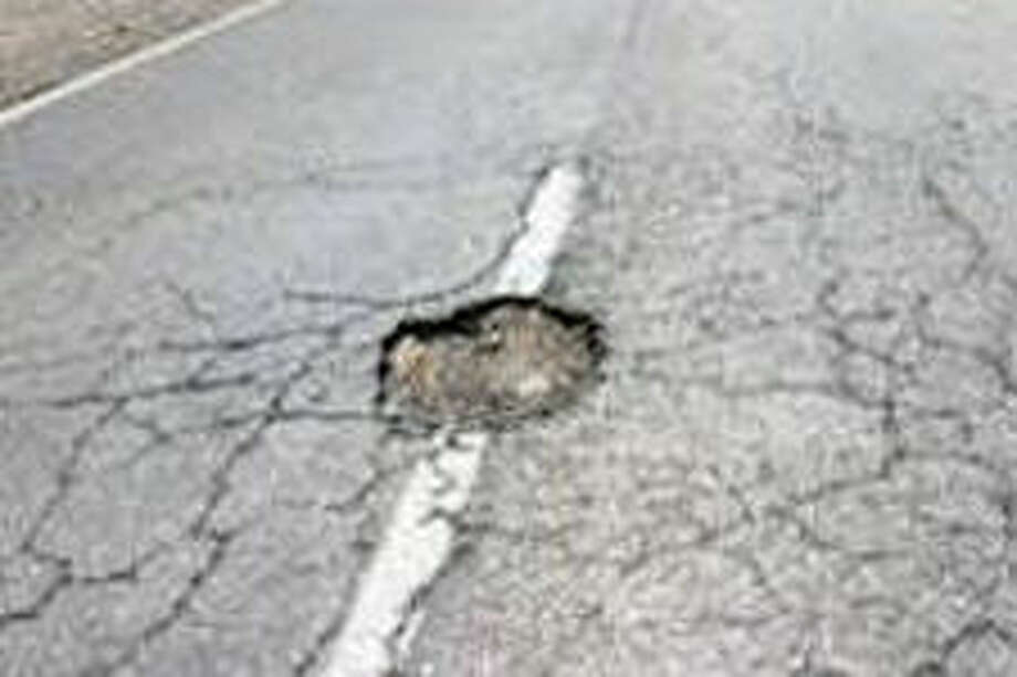 Pothole Photo: City Of Houston