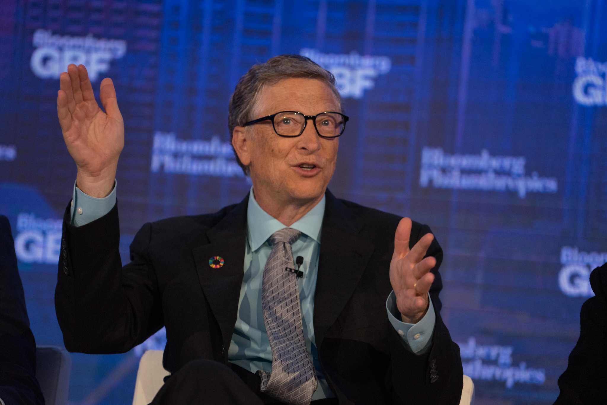 Bill Gates announces a $1.7 billion investment in US public schools